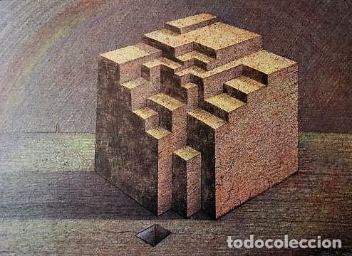 Arte: SUBIRACHS ESTRUCTURA REPROD. LITOGRÁFICA FIRMADA PLANCHA NUMERADA A LÁPIZ C966/1000 COA FASC CARPETA - Foto 36 - 198481088