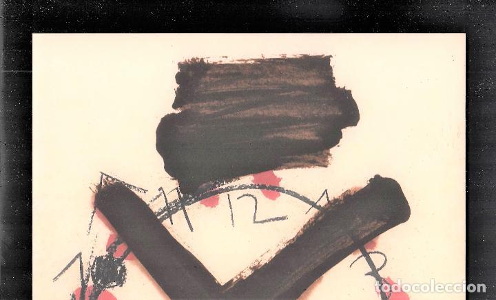 Arte: MANOLO VALDÉS RELOJ REPROD. LITOGRÁFICA FIRMADA PLANCHA NUMERADA A LÁPIZ F 623/1000 COA FASC CARPETA - Foto 32 - 198533768