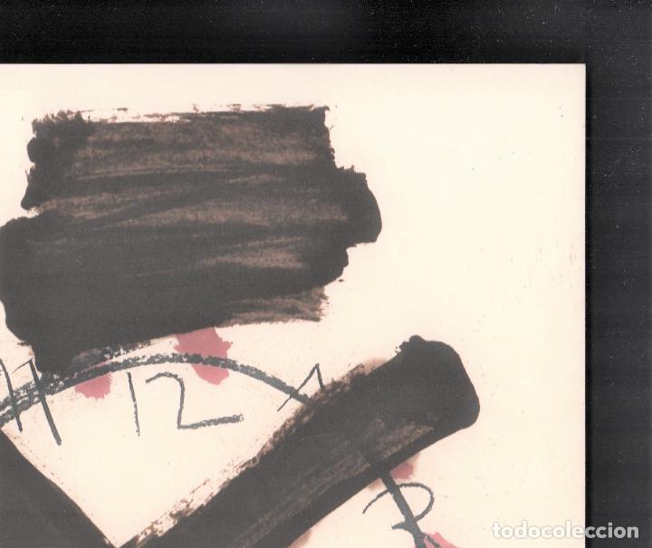Arte: MANOLO VALDÉS RELOJ REPROD. LITOGRÁFICA FIRMADA PLANCHA NUMERADA A LÁPIZ F 623/1000 COA FASC CARPETA - Foto 33 - 198533768