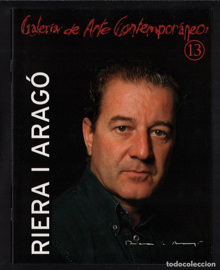 Arte: RIERA I ARAGÓ SUBMARINO REPR LITOGRÁFICA FIRMADA PLANCHA NUMERADA A LÁPIZ E367/1000 COA FASC CARPETA - Foto 6 - 198570861