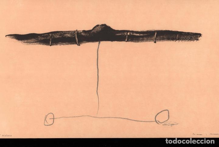 Arte: RIERA I ARAGÓ SUBMARINO REPR LITOGRÁFICA FIRMADA PLANCHA NUMERADA A LÁPIZ E367/1000 COA FASC CARPETA - Foto 9 - 198570861