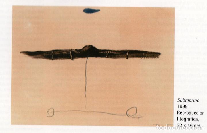 Arte: RIERA I ARAGÓ SUBMARINO REPR LITOGRÁFICA FIRMADA PLANCHA NUMERADA A LÁPIZ E367/1000 COA FASC CARPETA - Foto 24 - 198570861