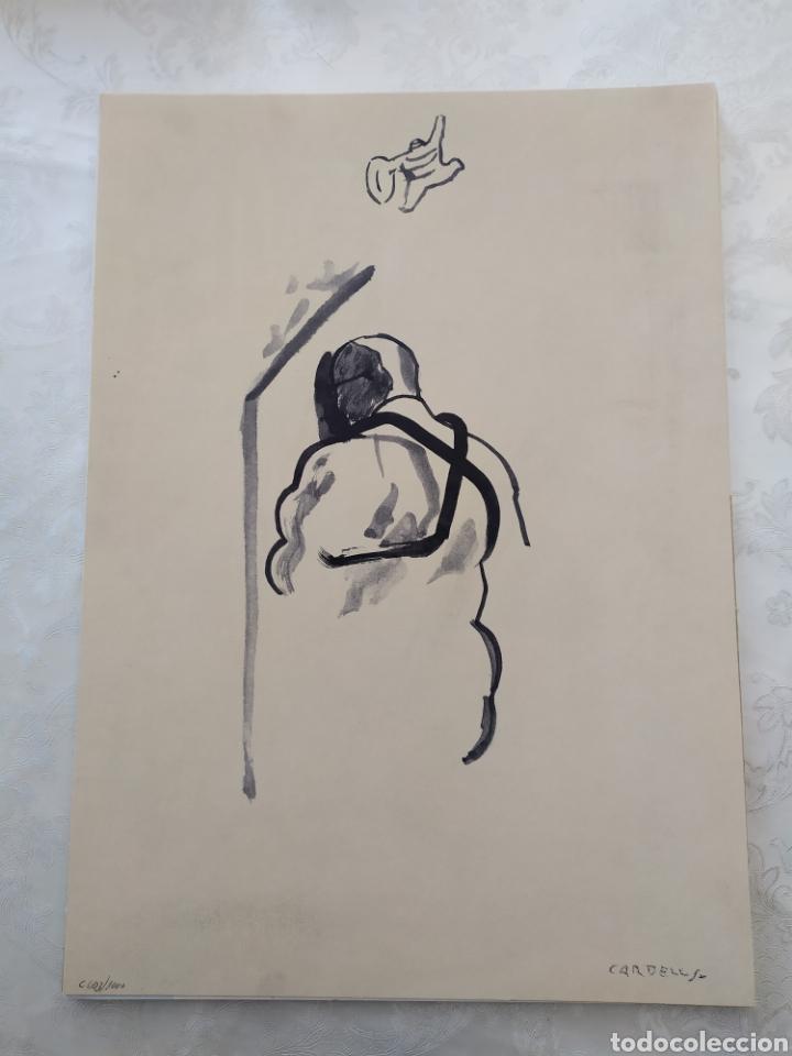 JOAN CARDELLS (Arte - Litografías)