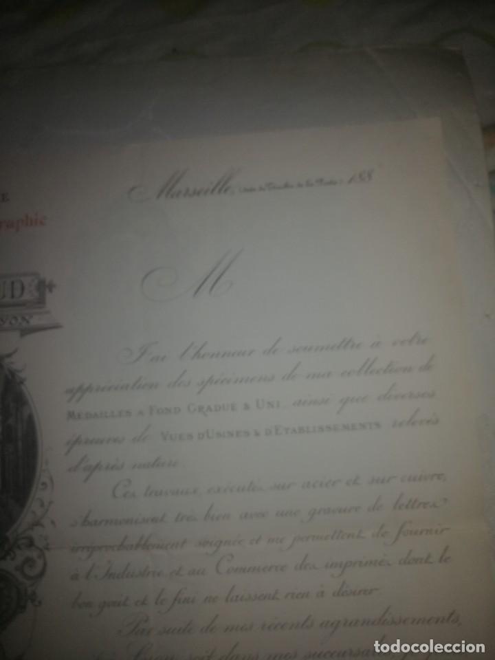 LITOGRAFIA LYON PARIS. B. ARNAUD (Arte - Litografías)