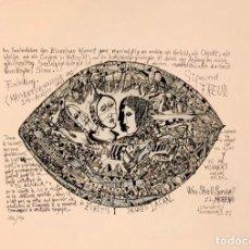 Arte: CARDONA TORRANDELL - LITOGRAFÍA -. Lote 202088635