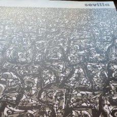 Arte: ANTONIO SAURA, CARTEL DEL MUNDIAL 82, PERFECTO. Lote 229610075