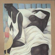 Arte: ANA JUAN CALOR LITOGRAFIA MAMAGRAF. Lote 204668668