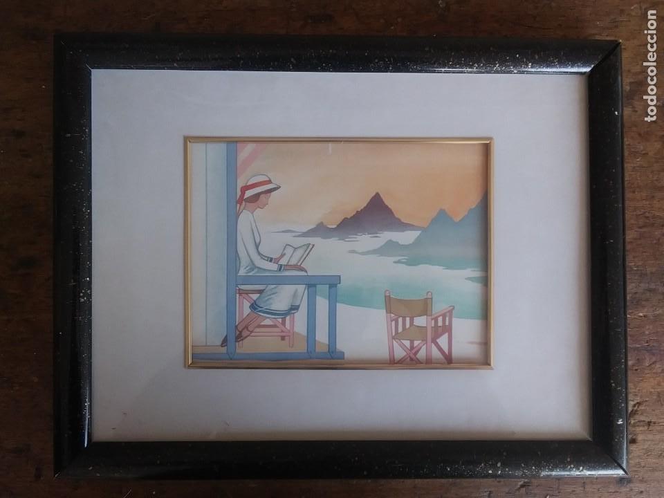 "Arte: Mazzi - ""New Horizons"". Litografía 1/4 - Foto 2 - 205677468"
