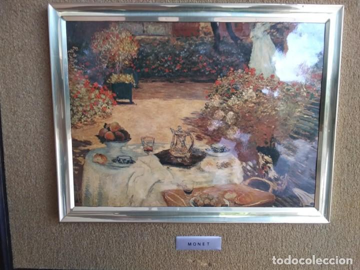 Arte: Reproducción Claude Monet - Foto 2 - 205678367