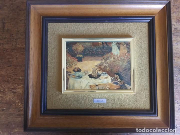 Arte: Reproducción Claude Monet - Foto 3 - 205678367