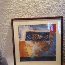 Arte: ALIAGA, CARME, 40X40CMS. MARAGALL. Lote 205739707