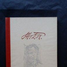 Arte: OTTO DIX: FISONOMÍAS Y PERSONAJES DE MI MUNDO / LIBRO DE ARTISTA FIRMADO Y NUM. A LÁPIZ. Lote 50748987