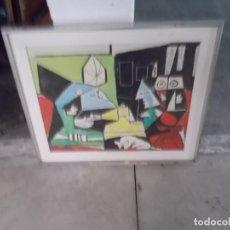 Arte: LITOGRAFIA // // PICASSO LAS MENINAS AÑO 1957. Lote 206818140