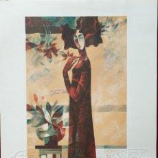Arte: JOSEP BAQUÉS. Lote 206819855