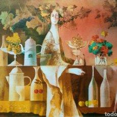Arte: JOSEP BAQUÉS. Lote 206823015