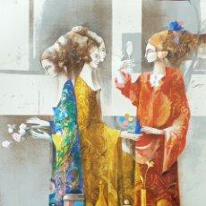 Arte: JOSEP BAQUÉS. Lote 206823400