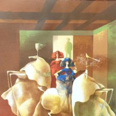 Arte: JOSEP BAQUÉS. Lote 206823636