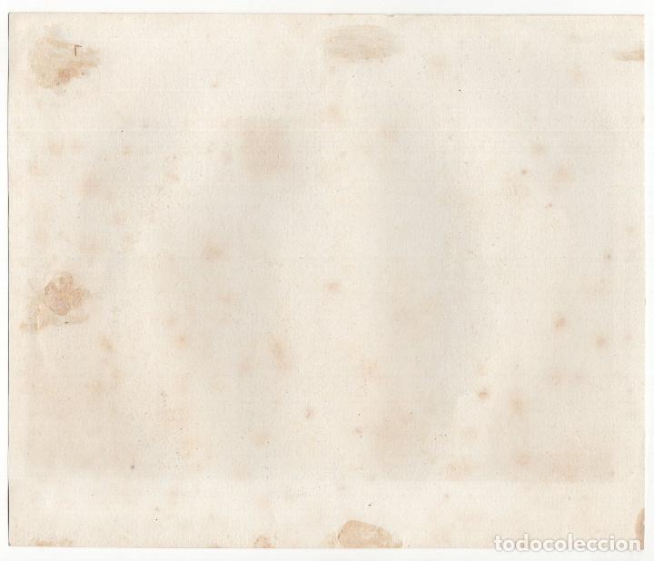 Arte: LEÓN.- IGLESIA DE SAN ISIDRO. F. J. PARCERISA. 22X18,5. - Foto 2 - 207311117