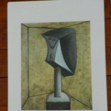 Art: PICASSO PABLO LITOGRAFIA FONDAZIONE FIRMA TAMPONE CERTIFICATO EX. 200. Lote 207819891