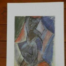 Art: PICASSO PABLO LITOGRAFIA FONDAZIONE FIRMA TAMPONE CERTIFICATO EX. 200. Lote 207820907