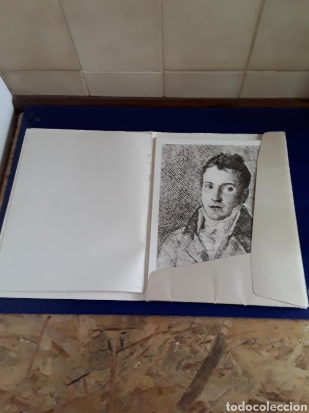 Arte: Coleccion de 22 litografías de GOYA(estudio previo del profesor Federico torralba) - Foto 5 - 208777101