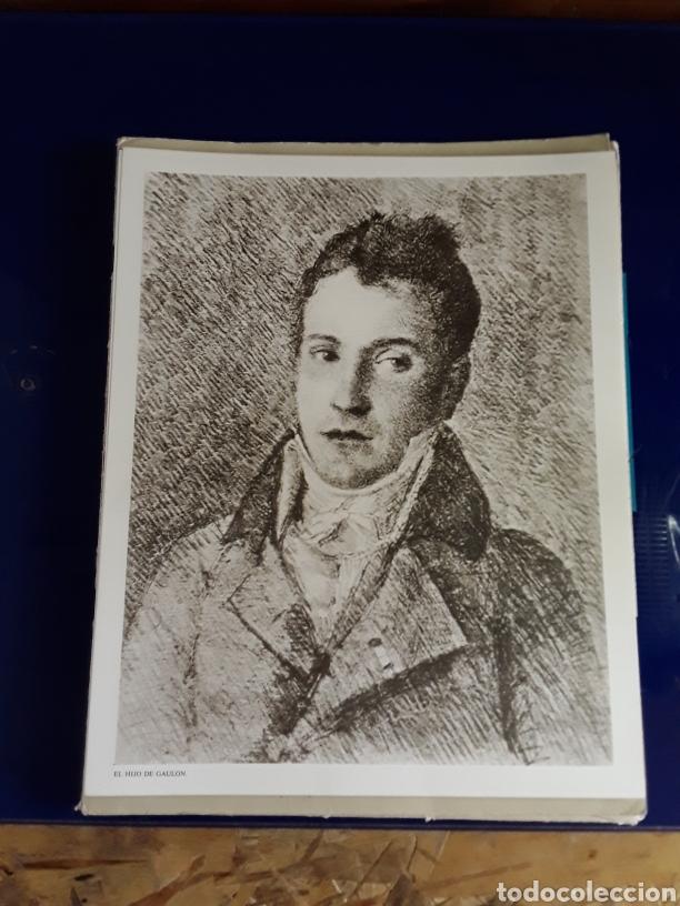 Arte: Coleccion de 22 litografías de GOYA(estudio previo del profesor Federico torralba) - Foto 6 - 208777101