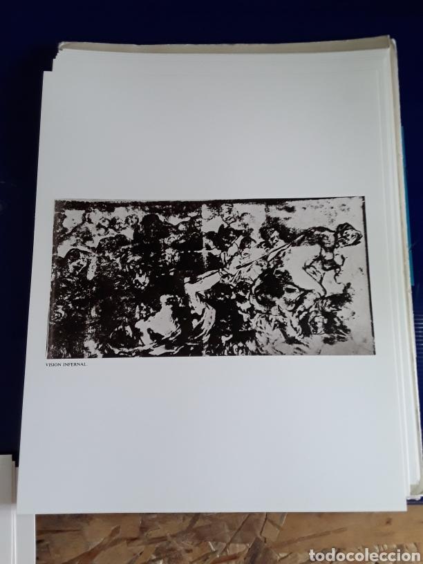 Arte: Coleccion de 22 litografías de GOYA(estudio previo del profesor Federico torralba) - Foto 11 - 208777101