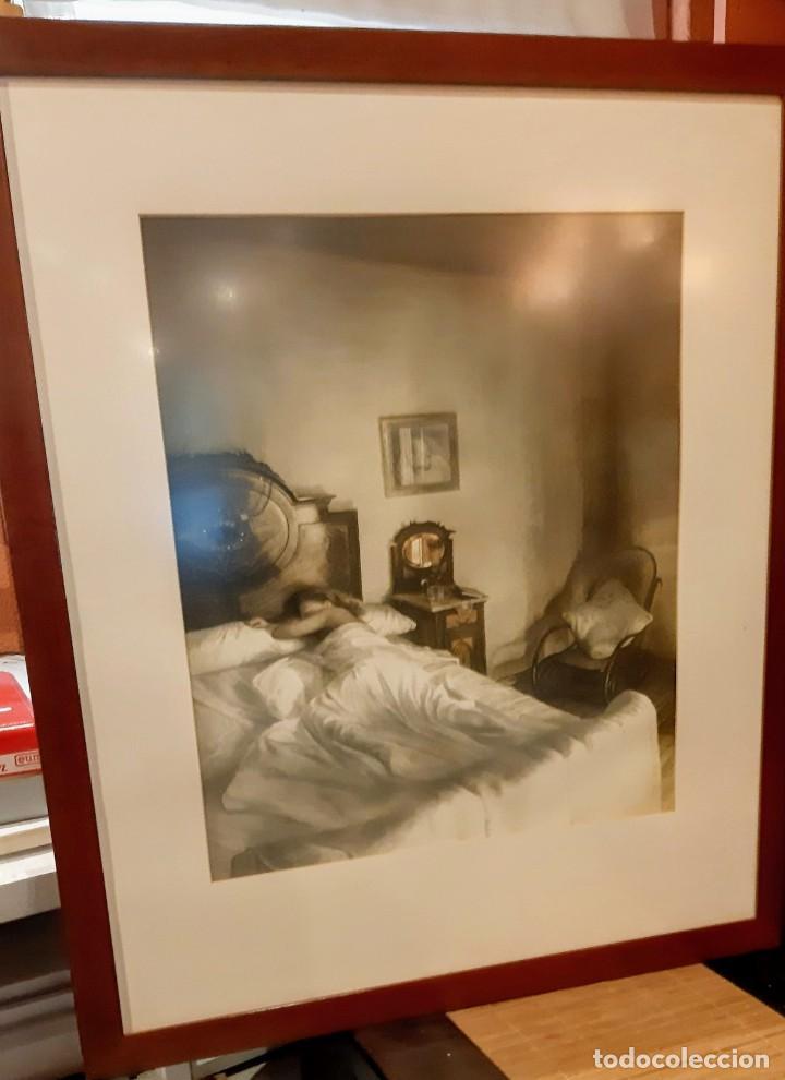Arte: Eduardo Naranjo, litografia - Foto 3 - 209660003