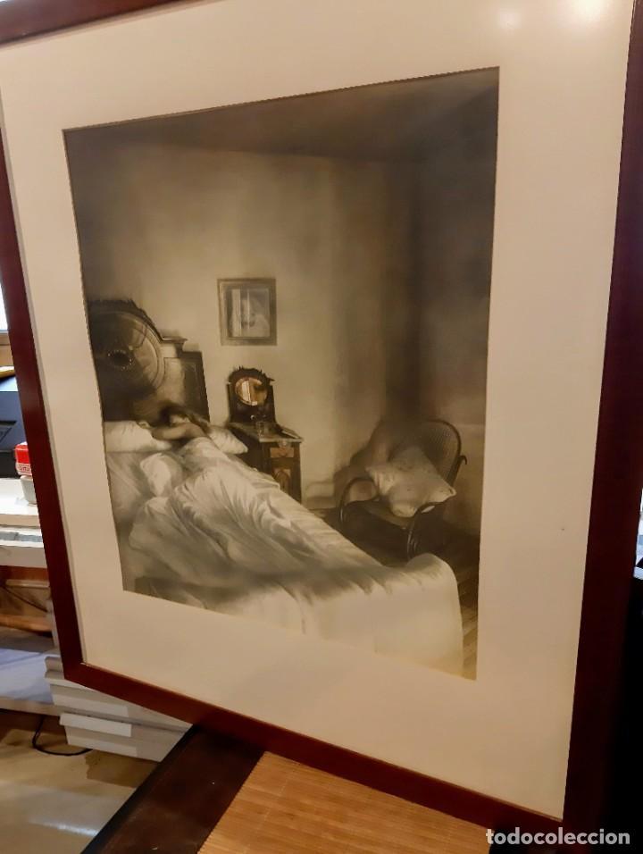 Arte: Eduardo Naranjo, litografia - Foto 4 - 209660003