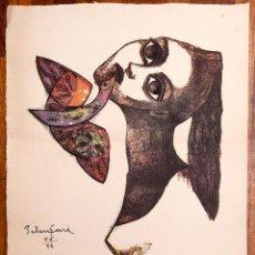 Arte: PALAU FERRE - LITOGRAFÍA. Lote 211791061