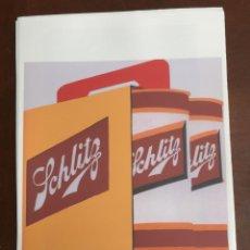 Arte: ANDY WARHOL LITOGRAFIA 57 X 38 ARCHES FRANCE TIMBRI GALLERIE D' ARTE. Lote 211886571