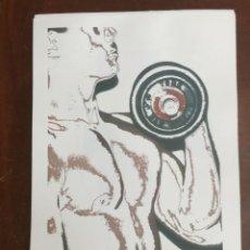 Arte: ANDY WARHOL LITOGRAFIA 57 X 38 ARCHES FRANCE TIMBRI GALLERIE D' ARTE. Lote 211887150