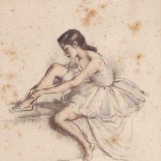 Arte: FEDERICO GISBERT SOLER (1902-1969). Lote 211890127