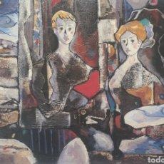 Arte: MIGUEL TORNER DE SEMIR (SANTA PAU, 1938) - COMPOSICIÓN.FIRMADA.13/99.MUY RARA.. Lote 212668568