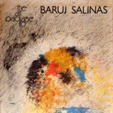 Arte: BARUJ SALINAS - CARTEL LITOGRÁFICO 1978. Lote 213165880