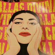 Arte: DIVINA CALLAS. TEO TARRAS.. Lote 214153382