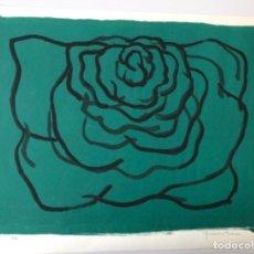 Art: LITOGRAFÍA ORIGINAL DE JOAN HERNÁNDEZ PIJUAN. Lote 216470163