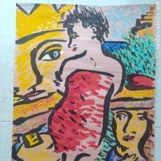 Arte: LITOGRAFIA PERICO PASTOR. Lote 216472675