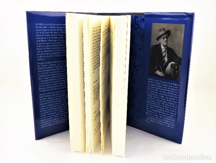 Arte: Ulises. James Joyce +Ulises ilustrado +litografía firmada por Eduardo Arroyo - Foto 4 - 216680360
