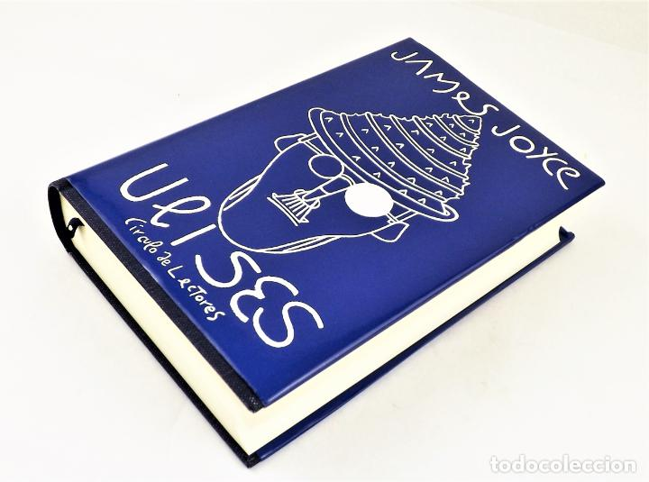 Arte: Ulises. James Joyce +Ulises ilustrado +litografía firmada por Eduardo Arroyo - Foto 5 - 216680360