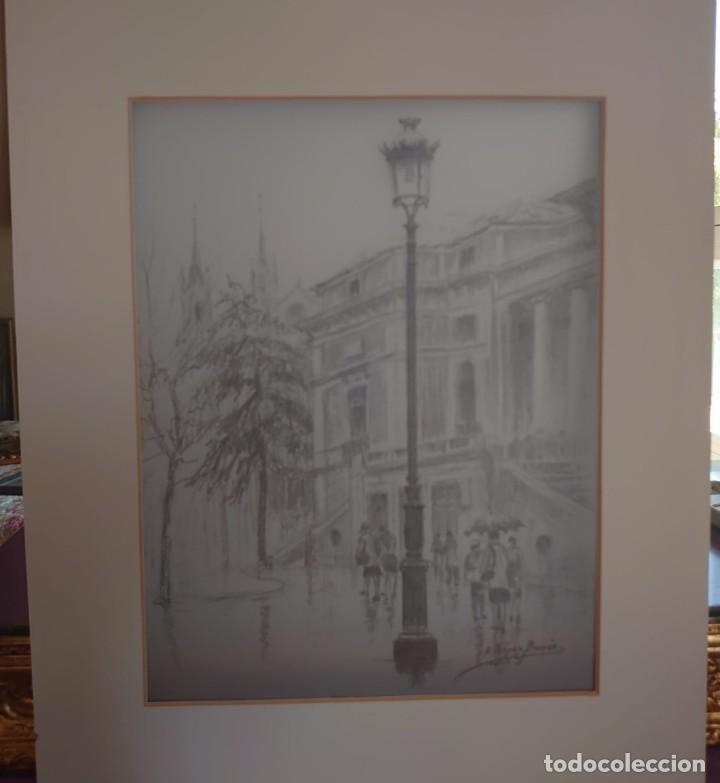 Arte: LITOGRAFÍA MUSEO DEL PRADO LOPEZ BERRON - Foto 2 - 216960555