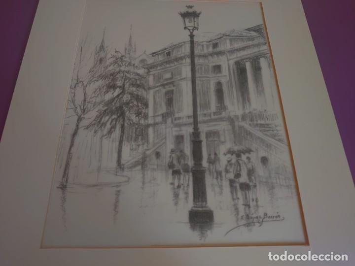 Arte: LITOGRAFÍA MUSEO DEL PRADO LOPEZ BERRON - Foto 4 - 216960555