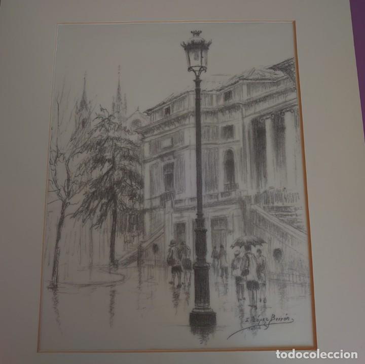 Arte: LITOGRAFÍA MUSEO DEL PRADO LOPEZ BERRON - Foto 5 - 216960555