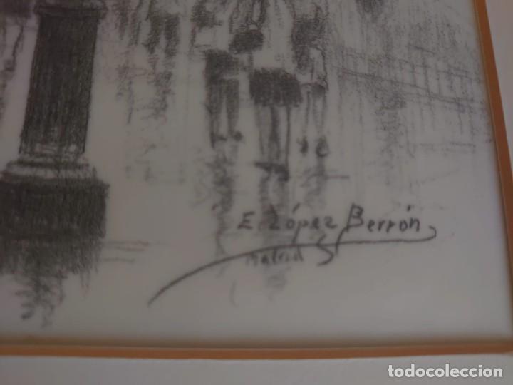 Arte: LITOGRAFÍA MUSEO DEL PRADO LOPEZ BERRON - Foto 8 - 216960555