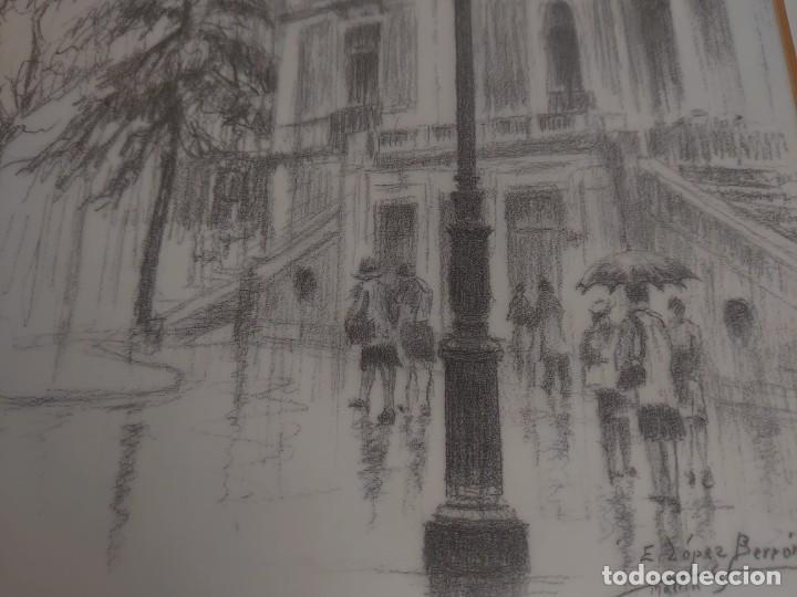 Arte: LITOGRAFÍA MUSEO DEL PRADO LOPEZ BERRON - Foto 13 - 216960555