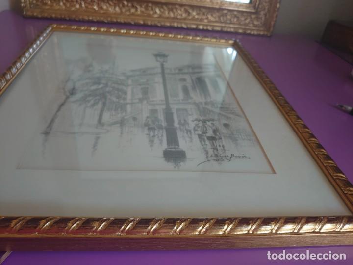 Arte: LITOGRAFÍA MUSEO DEL PRADO LOPEZ BERRON - Foto 14 - 216960555