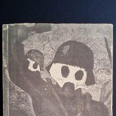 Arte: OTTO DIX, DER KRIEG, LA GUERRA, 1924, CON 24 PLACAS. Lote 161454842