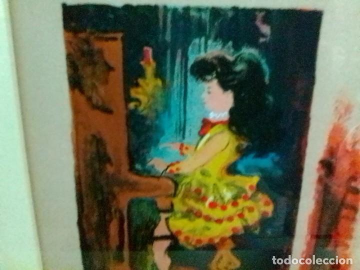 Arte: E GRAU SALA LITO ILUMINADA CON GOACHE - Foto 2 - 217963868