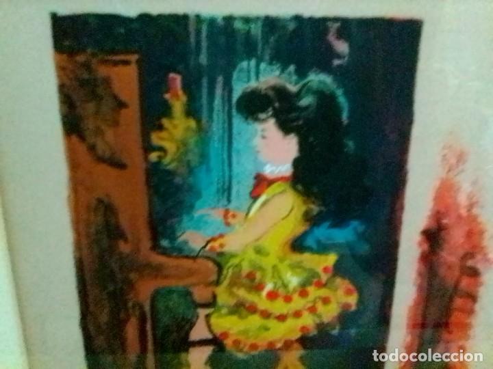Arte: E GRAU SALA LITO ILUMINADA CON GOACHE - Foto 3 - 217963868