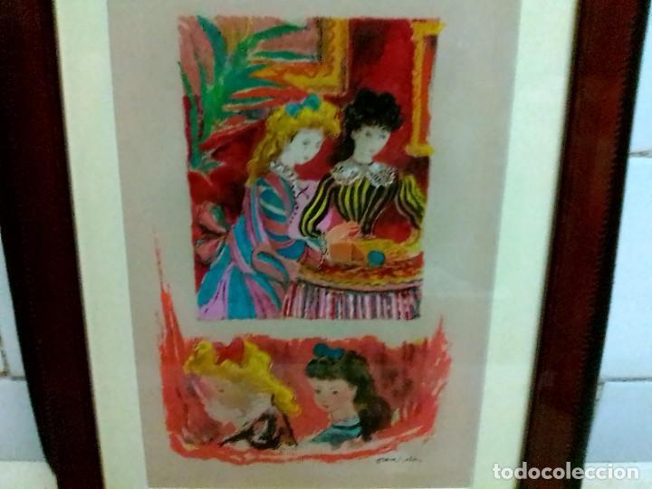 Arte: E GRAU SALA LITO ILUMINADA CON GOACHE - Foto 3 - 217963973